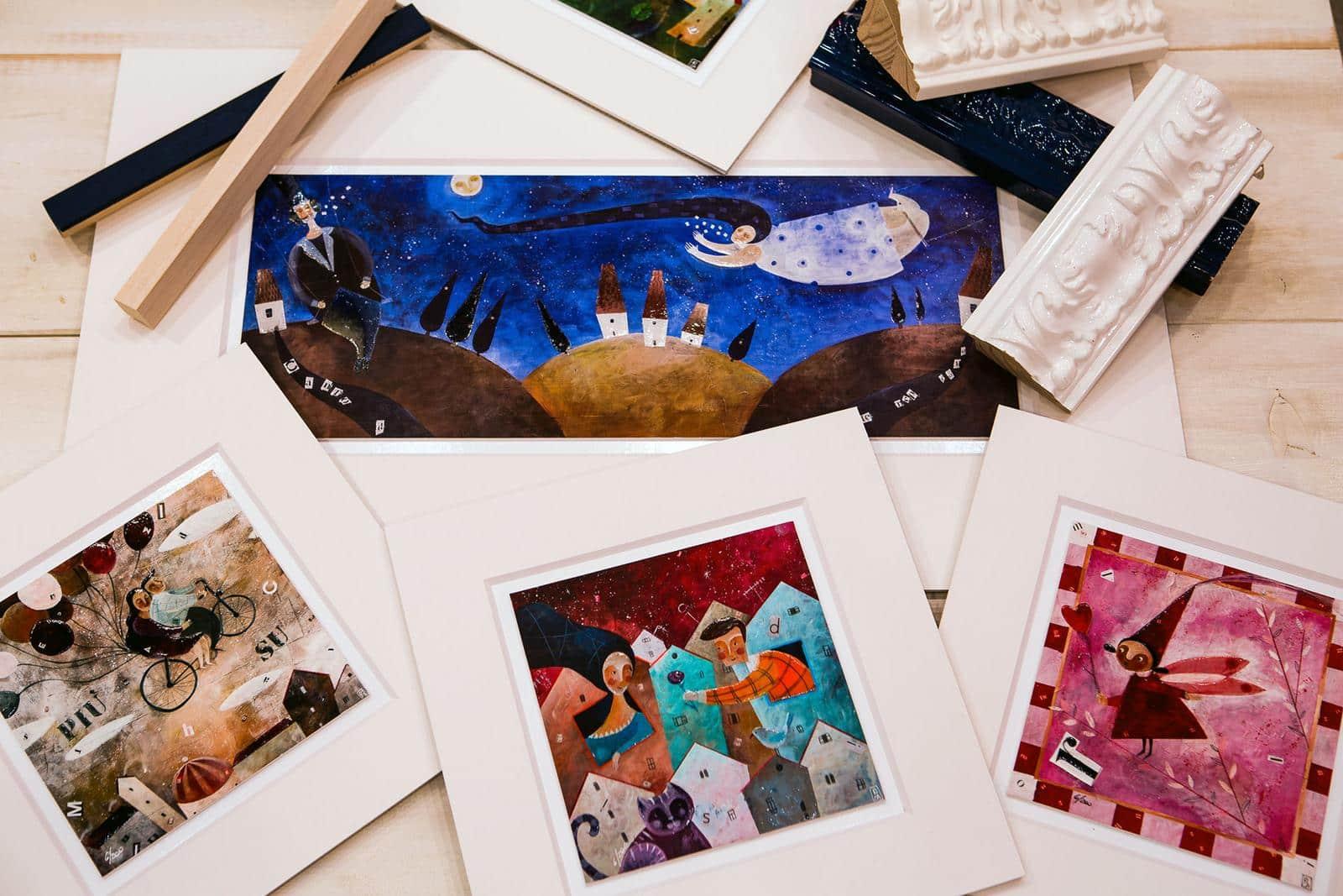Vendita opere d'arte online di artisti toscani