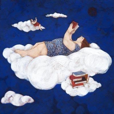 Pittura e scultura A-E-il-settimo-giorno-anche-le-casalinghe-si-riposano-NLR057-400x400