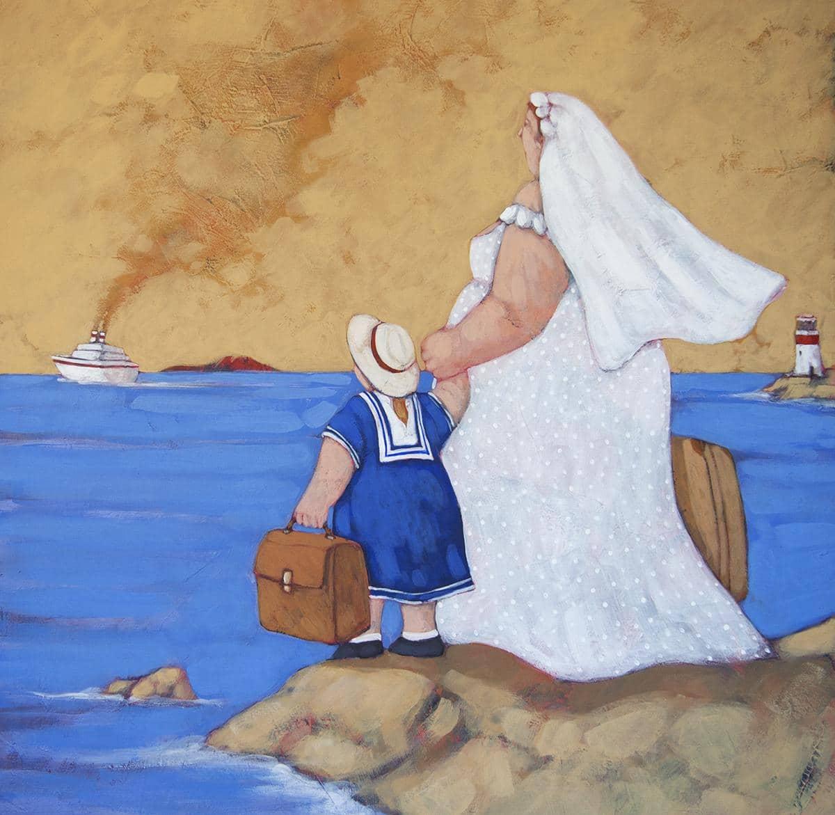 Promesse di marinaio cinque anni dopo